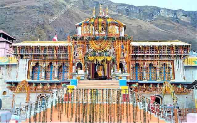 बद्रीनाथ धाम का इतिहास और यहां की मान्यताये Badrinath Dham History in Hindi