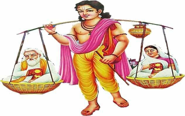 माता और पिता भक्त श्रवण कुमार की कहानी Shravan Kumar Story in Hindi