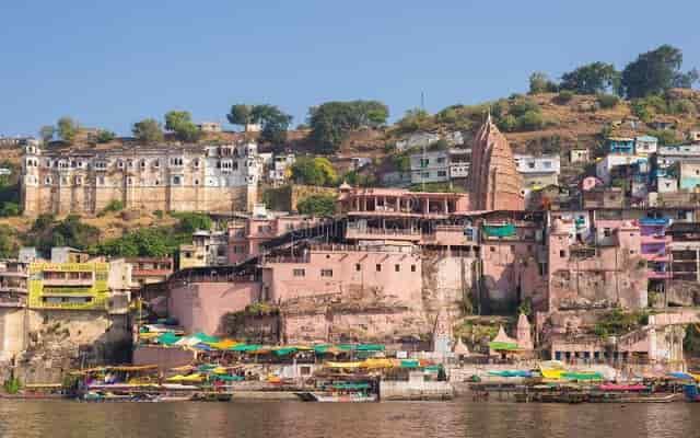 Omkareshwar Jyotirlinga Temple History in Hindi | ओंकारेश्वर ज्योतिर्लिंग मंदिर
