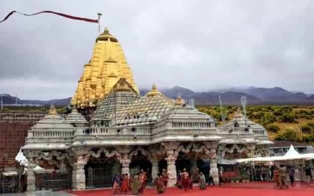 Ambaji Mata Temple History in Hindi अम्बाजी माता मंदिर जहा कोई मूर्ति नहीं है