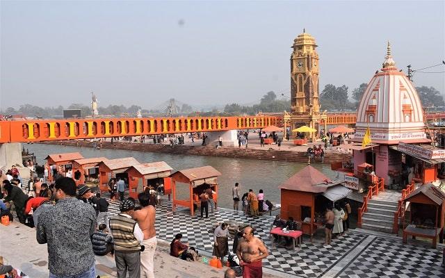 हर की पौड़ी हरिद्वार | Har ki pauri Haridwar in hindi