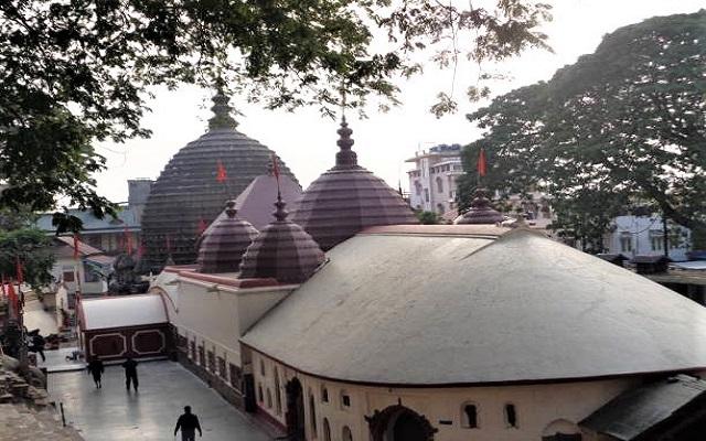 Kamakhya Devi Temple Assam Story in Hindi