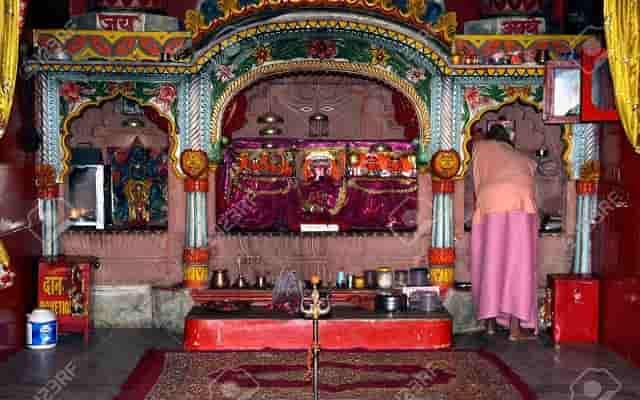 Maniband Shaktipeeth Temple History in Hindi
