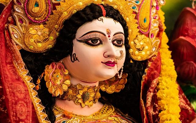 Mata Katyayani Shaktipeeth Vrindavan in Hindi | माता कात्यायनी शक्तिपीठ वृंदावन
