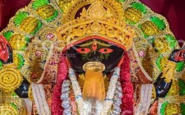Vishalakshi Devi Temple Varanasi in Hindi