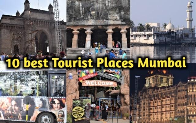 10 Tourist Places in Mumbai in Hindi | मुंबई में घूमने की 10 जगह