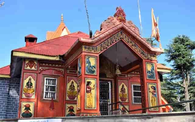 Jakhoo Temple Shimla in Hindi   जाखू मंदिर में मौजूद हैं हनुमान जी के पद-चिह्न