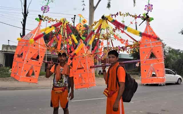 Kawad Yatra 2021 Ban in Hindi | 25 जुलाई से 06 अगस्त तक होनी है कावड़ यात्रा?