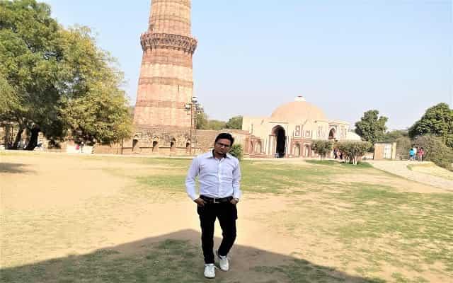 Qutub Minar History Information in Hindi