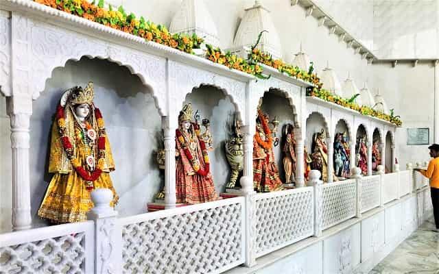 Charan Paduka Vaishno Devi Story in Hindi   इस जगह रुकी थी माता वैष्णो देवी